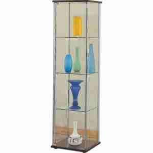 10 Best Curio Cabinets Reviews 1