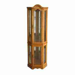 10 Best Curio Cabinets Reviews 2