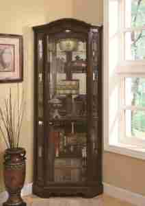 10 Best Curio Cabinets Reviews 4