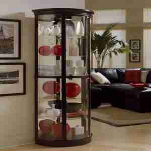 10 Best Curio Cabinets Reviews 6