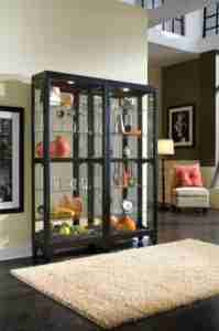 10 Best Curio Cabinets Reviews 8