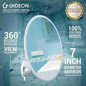 10 Best Fogless Shower Mirror Reviews 7