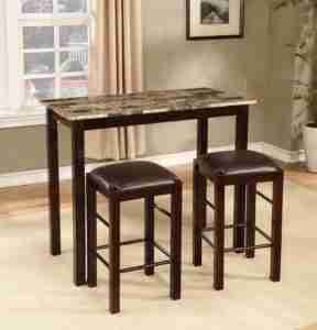 7 Best Breakfast Table with Stools Reviews 6