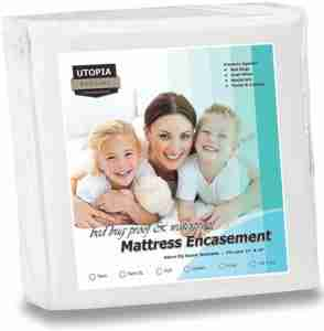 9 Best Bed Bug Mattress Cover Reviews 9