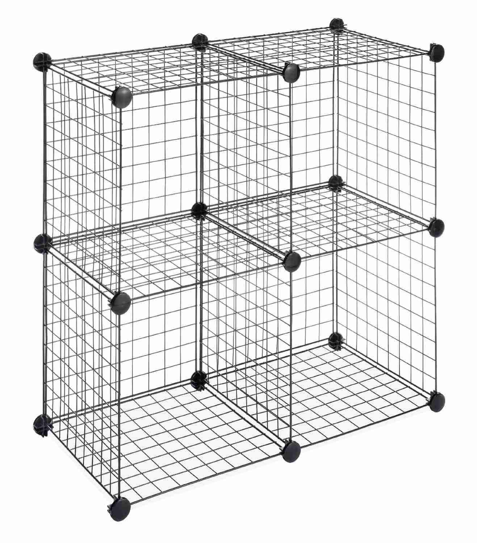 best wire 4 cube storage unit for kids