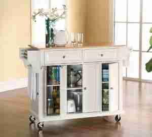 Best Kitchen Island Cart Reviews