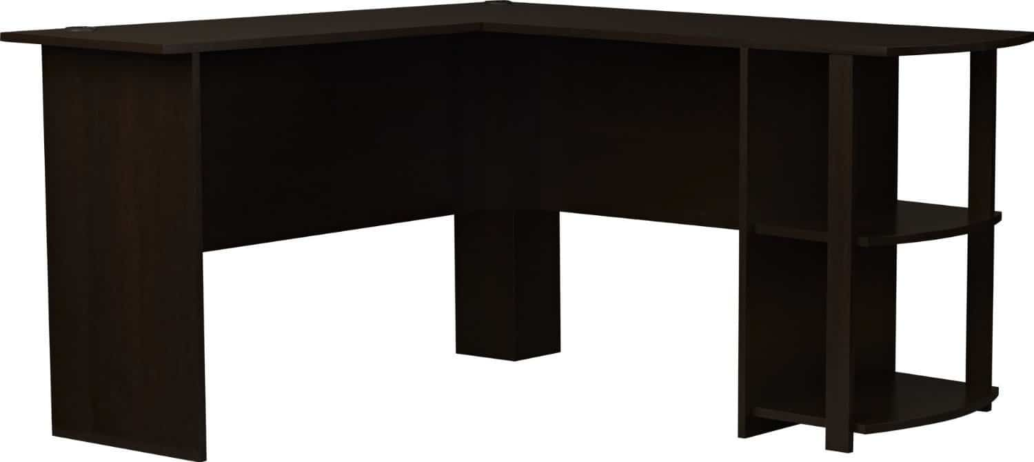 Best L Shaped Desk with Hutch Reviews 1