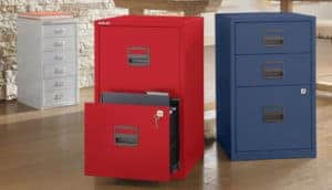 Best Lockable Filing Cabinets For Home & Office | Reviews (2020)