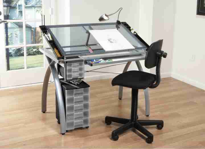 10 best drafting table reviews for 10050 futura craft station