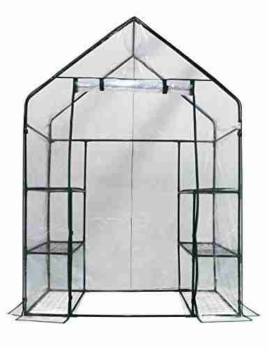 easy to assemble small greenhouse