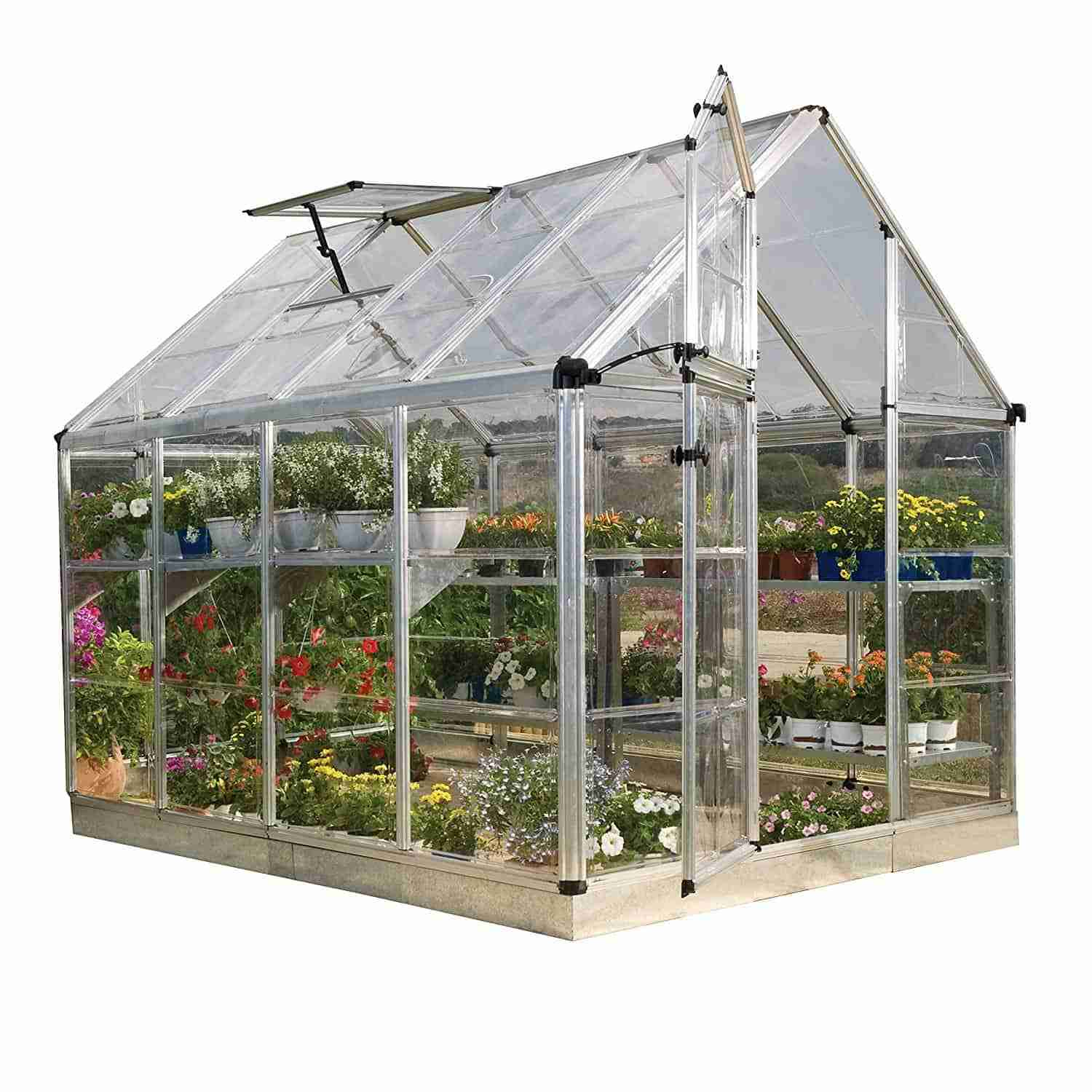 best quality small greenhouse reviews