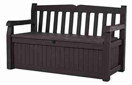 best looking outdoor storage bench for patio