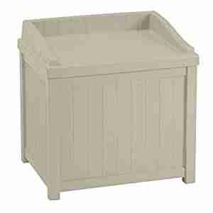 cheap outdoor storage bench reviews