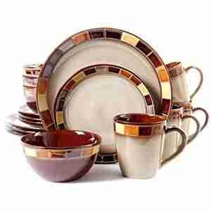 Best 16 Piece Dinnerware Set