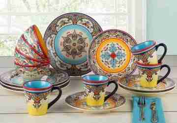 Best 16 Piece Dinnerware Set
