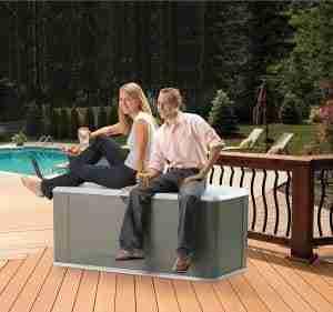 best rubbermaid outdoor storage bench