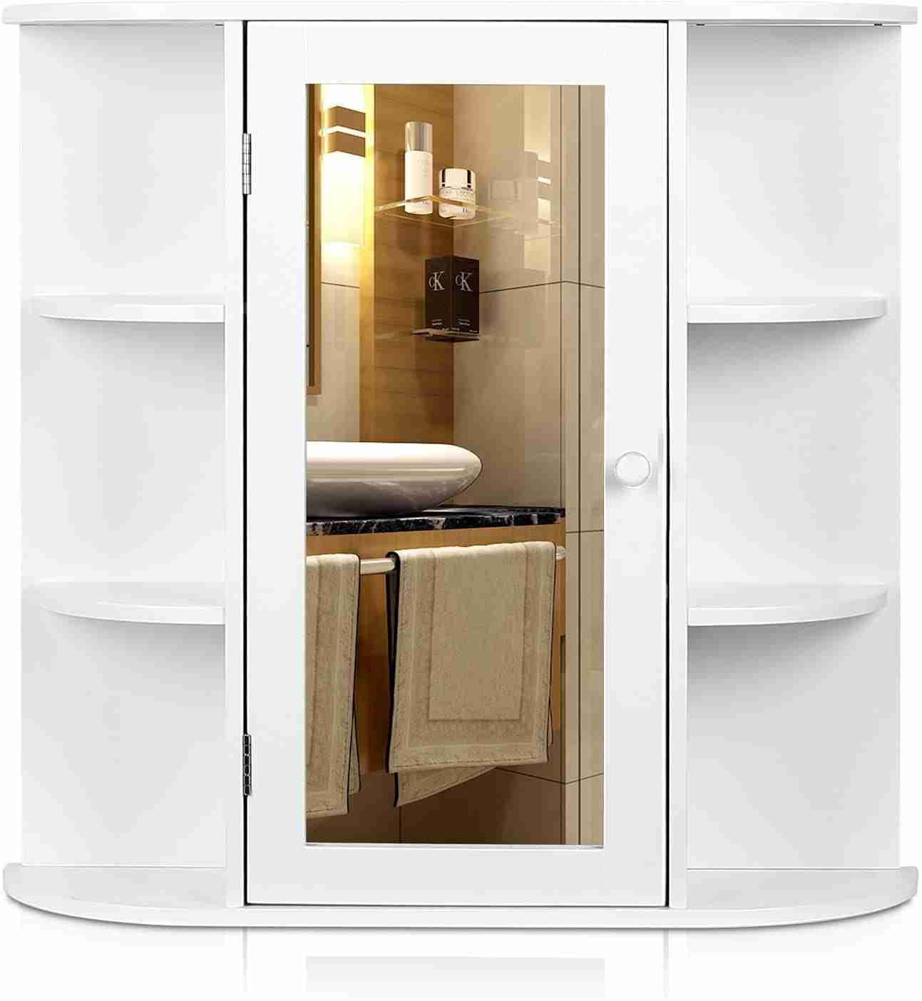 homfa multipurpose cabinet image
