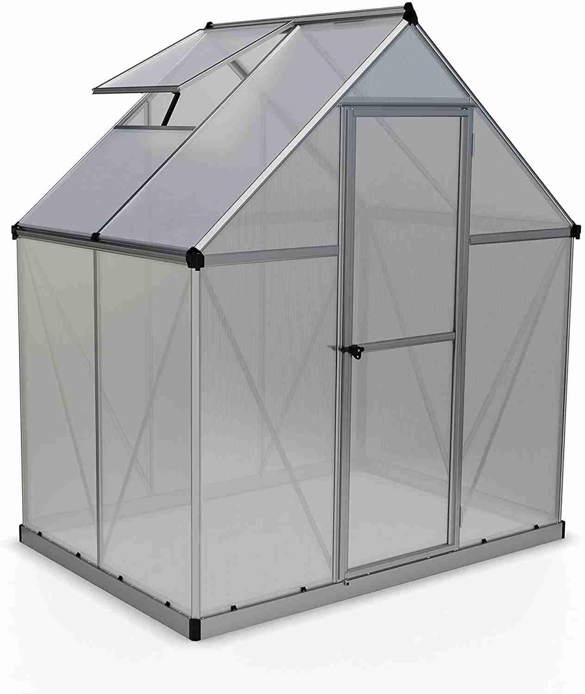 palram mythos hobby greenhouse image