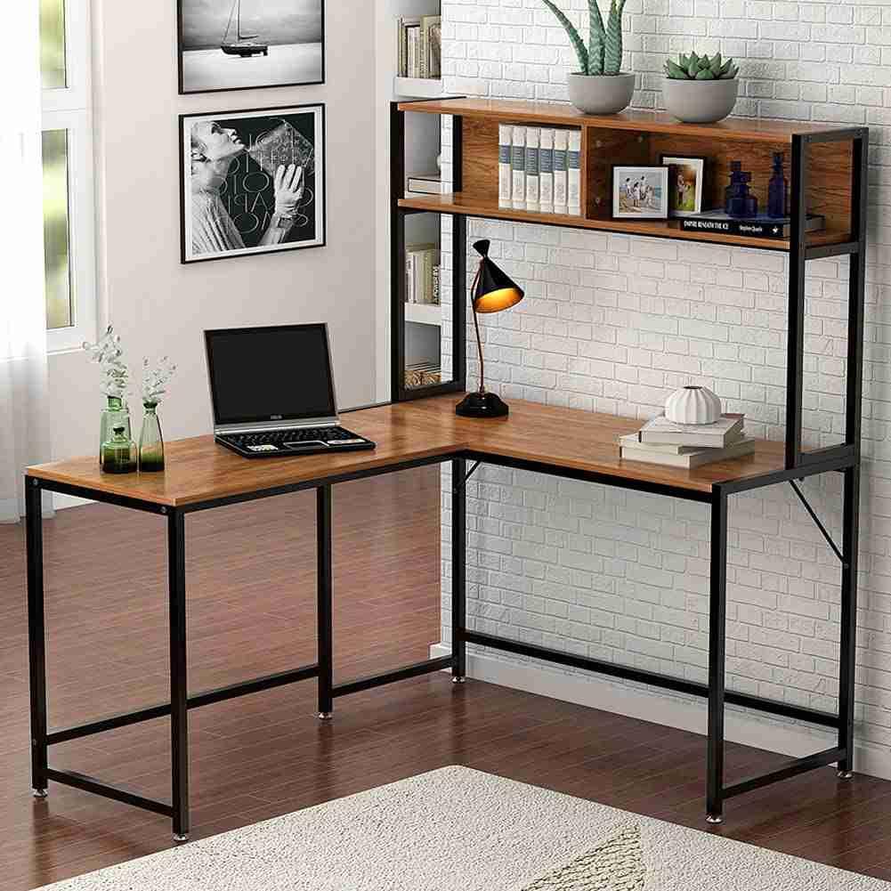tribesigns l shaped desk image