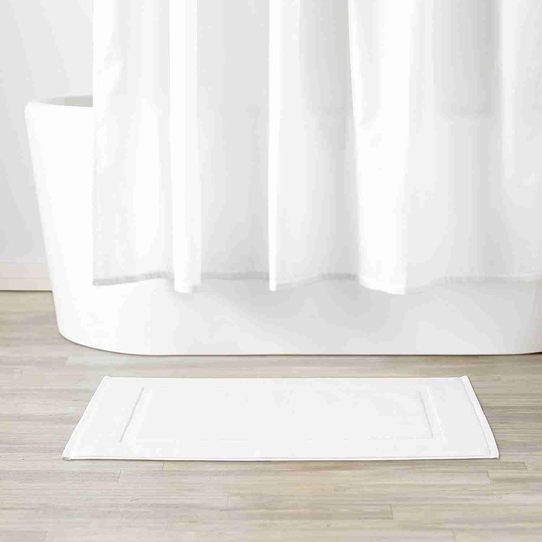 amazonbasics banded bath mat image