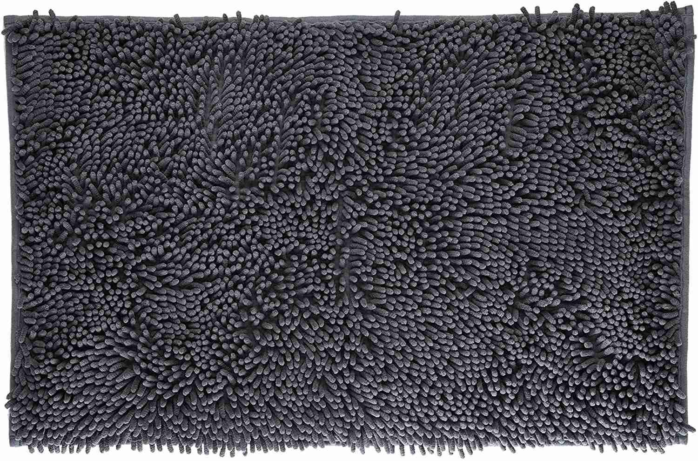 vdomus microfiber shag bath rugs image