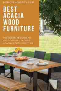 acacia wood buyer's guide