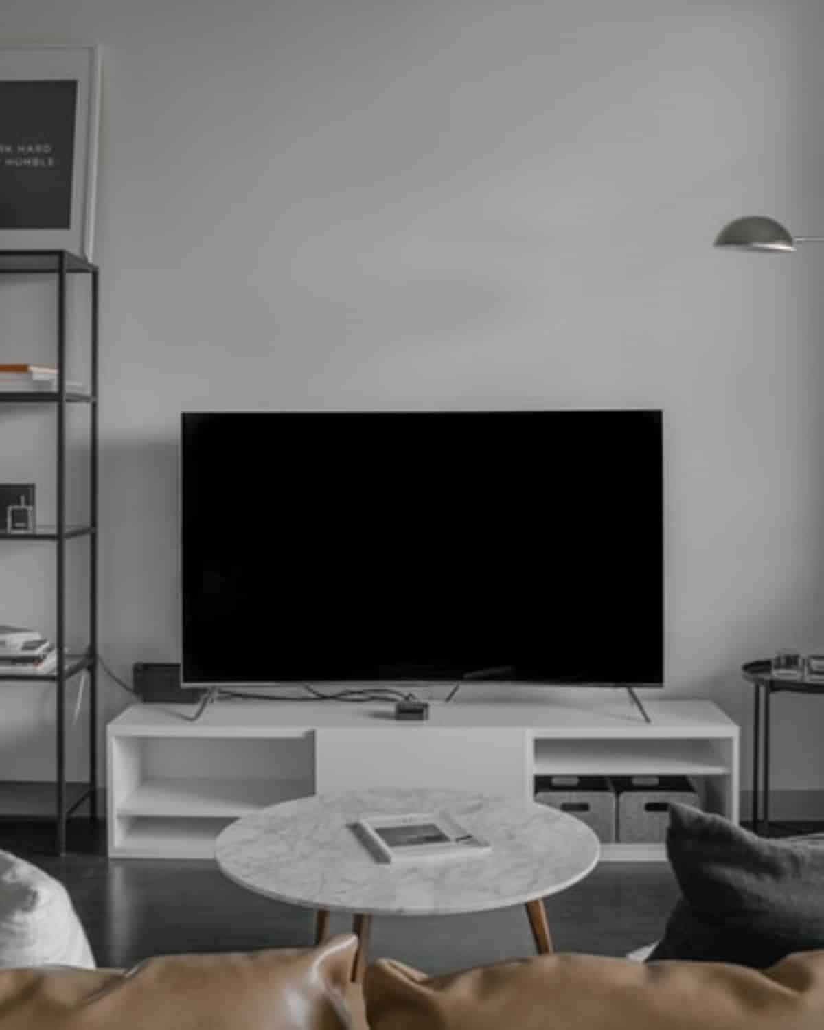 how to make a home theater in an apartment
