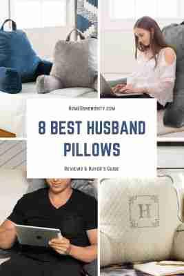best husband pillow reviews