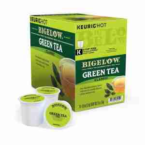 best tasting green tea k cups