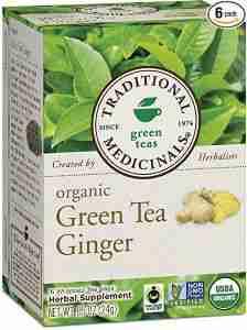 traditional medicinals green tea