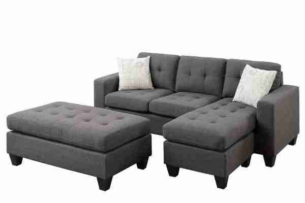 all in one sectional under $500