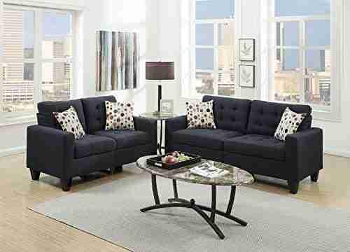 best cheap loveseat and sofa set