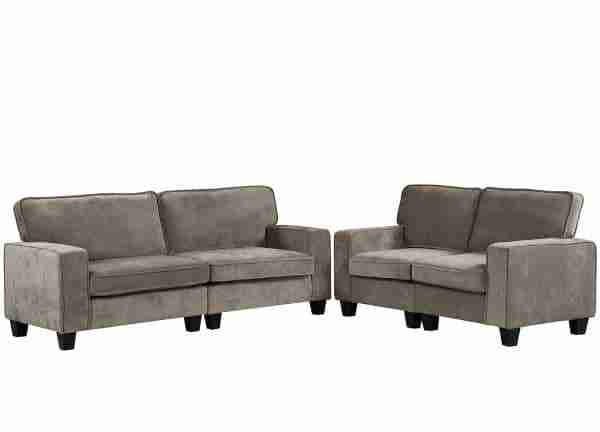 best couch sofa combo set under $500
