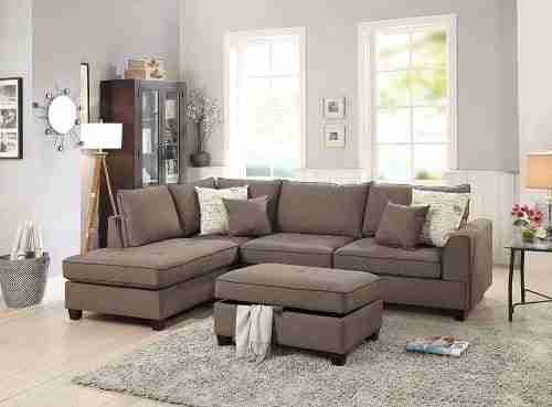 poundex chaise lounge and living room set