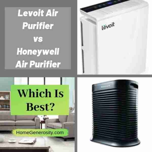 comparison between honeywell HPA300 and levoit LV-PUR131