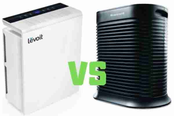 honeywell air purifier vs levoit air purifier