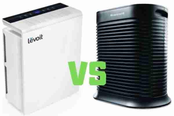 honeywell air purifier vs levoit air purifier