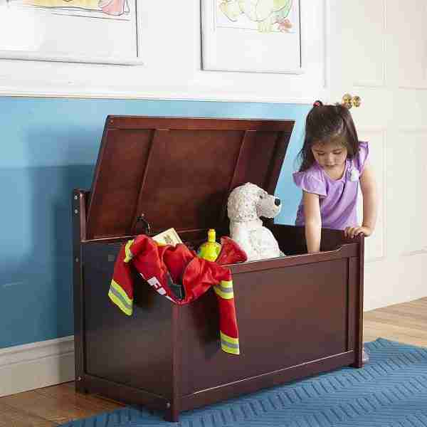toy chest for multi-use dining room