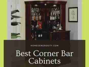 best corner bar cabinet reviews