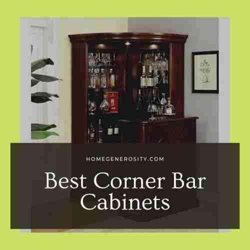 best corner bar cabinet reviews