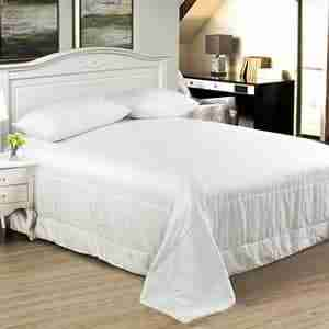 benefits of using a cheap silk comforter