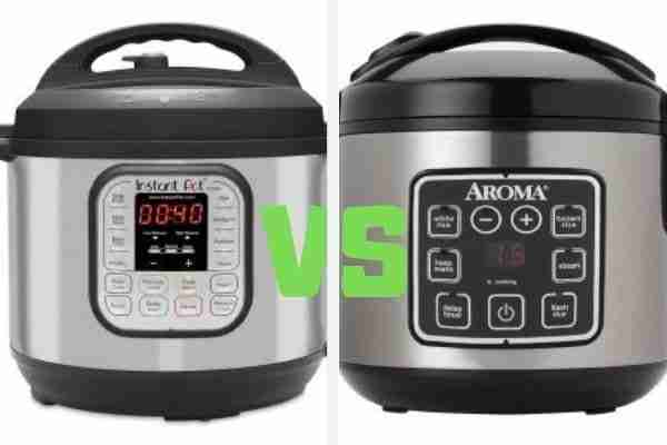 which is better to cook rice? Instant pot or aroma rice cooker