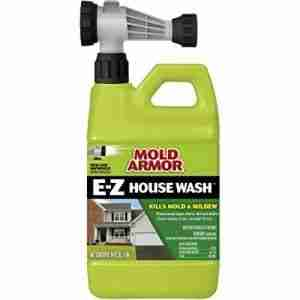 best cheap vinyl siding cleaner for mold and mildew