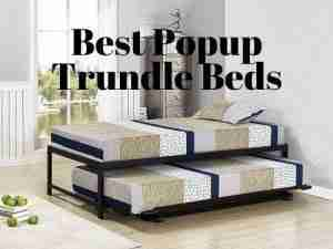 Best Popup Trundle Beds | Reviews & Buyer's Guide (2019)