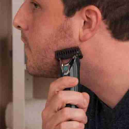 cordless vs. cord electric mustache trimmer