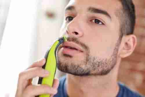 norelco oneblade electric mustache trimmer review