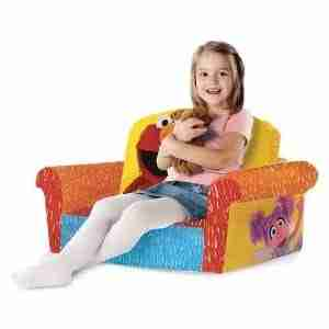 best kids couch with character design