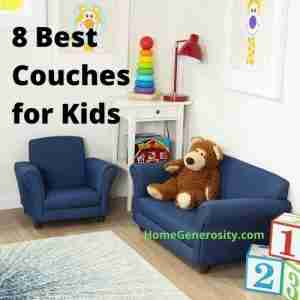 8 Best Kids' Couches | Reviews & Buyer's Guide