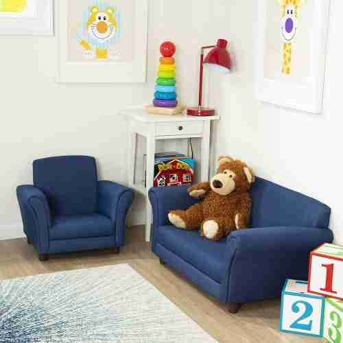 melissa and doug kids' sofa