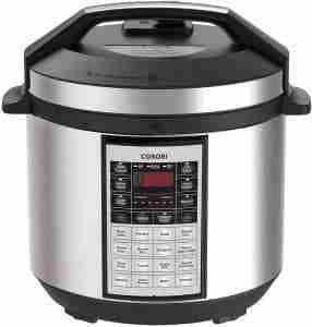 6 quart cosori pressure cooker review